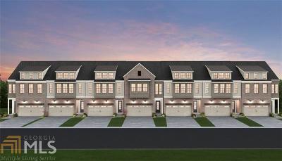 Fulton County Condo/Townhouse New: 2064 Wheaton Way