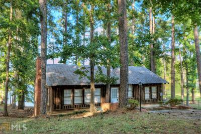 Haddock, Milledgeville, Sparta Single Family Home For Sale: 113 Misenheimer Rd
