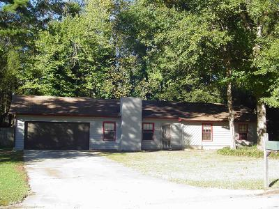 Rockdale County Single Family Home New: 3441 Creekwood Dr #9C