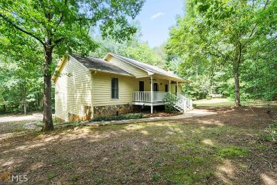 Locust Grove Single Family Home New: 530 Lester Mill Rd