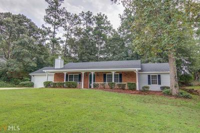 Conyers Single Family Home Under Contract: 2630 Laurel Woods Ln