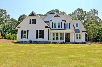 Fayetteville GA Single Family Home New: $629,900
