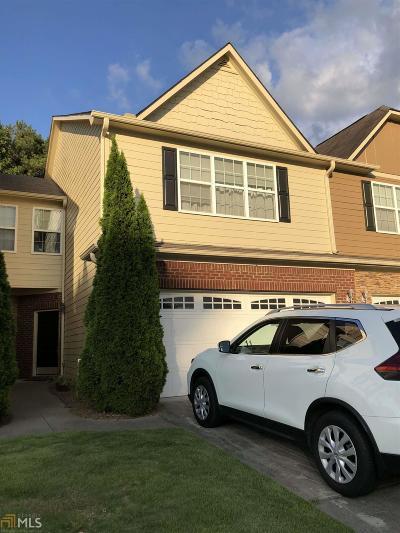 Acworth Condo/Townhouse For Sale: 4472 Black Hills Dr #12