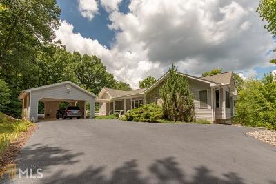 Blairsville Single Family Home Under Contract: 183 Brandy Run #9C
