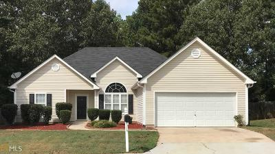 Loganville Single Family Home For Sale: 3552 Woodruff Ridge Ln