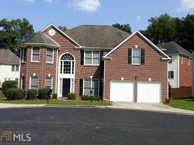 Smyrna Single Family Home New: 3223 Wooded Glen Ct