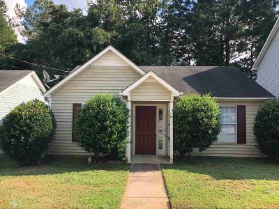 Cobb County Single Family Home Under Contract: 4361 Logan Way