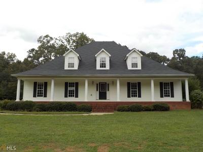 McDonough Single Family Home New: 336 Fields Rd