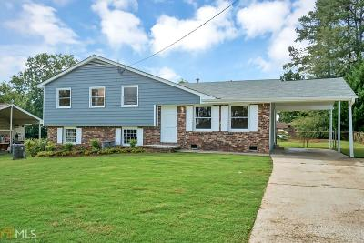 Ellenwood Single Family Home New: 2751 Rex Rd
