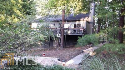 Lake Arrowhead Single Family Home New: 117 Narrows