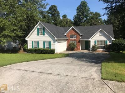 Dacula Single Family Home Under Contract: 1770 Leigh Meadow Dr