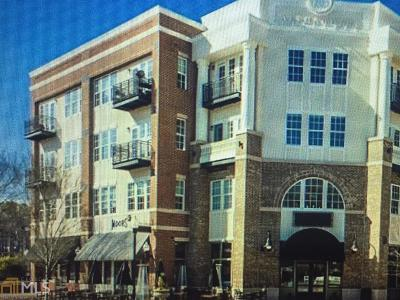 Alpharetta Condo/Townhouse New: 58 Canton St #402
