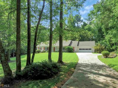 Tyrone Single Family Home Under Contract: 116 Magnolia Dr