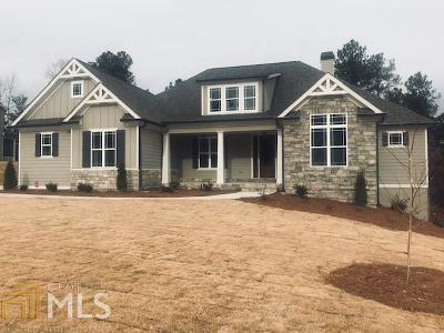 Fayetteville GA Single Family Home Under Contract: $496,709