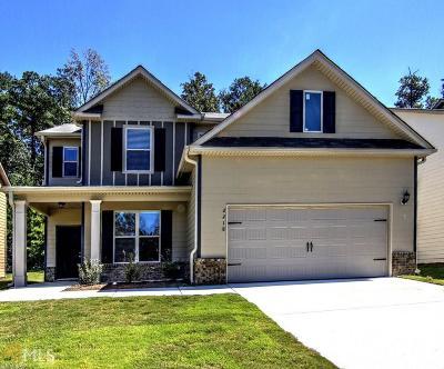 Covington Single Family Home New: 120 Wellbrook Dr #55