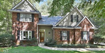 Peachtree City Single Family Home New: 702 Mattan Pt