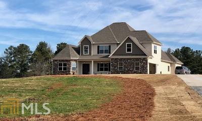 Newnan Single Family Home Under Contract: Witcher Rd #10