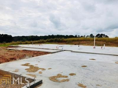 Newnan Single Family Home Under Contract: Witcher Rd #12