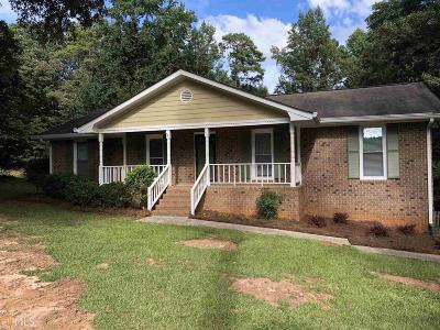 Fayetteville GA Single Family Home New: $279,000