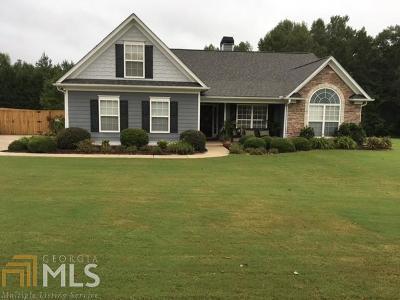 Jefferson Single Family Home New: 33 Jacksons Walk