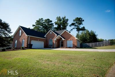 Conyers Single Family Home New: 1930 Kevin Dr