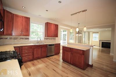 Cumming Single Family Home New: 2290 Briarwood