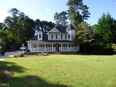 Lilburn Single Family Home Contingent With Kickout: 2921 Winding Cir