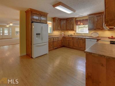 Dahlonega Single Family Home New: 249 Hidden Cove Road