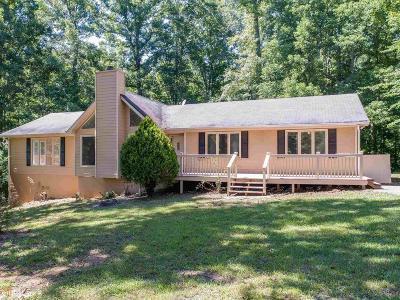 McDonough Single Family Home New: 244 Newsome Trl