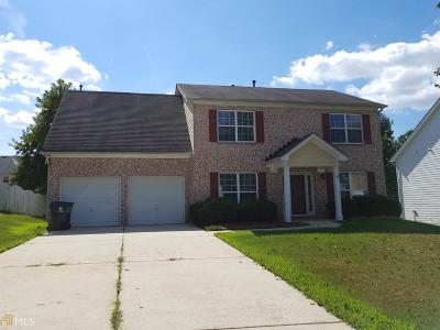 McDonough Single Family Home Under Contract: 290 Summit View Dr