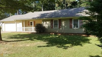 Covington Single Family Home Under Contract: 35 Liberty Ln