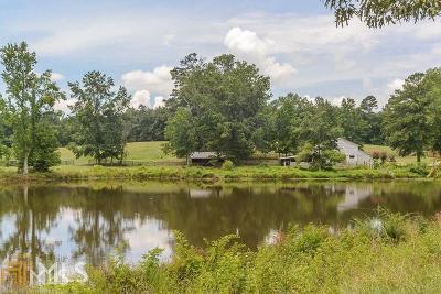 Coweta County Single Family Home New: 3053 N Hwy 29