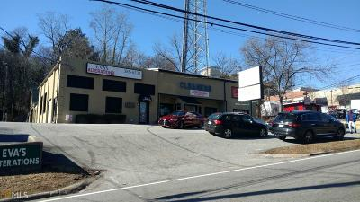 Atlanta Commercial Under Contract: 1640 NW Northside Dr