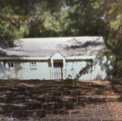 Fulton County Single Family Home New: 276 NW Fairburn