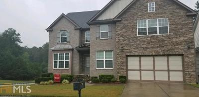Grayson Single Family Home New: 390 Chandler Bluff Ct