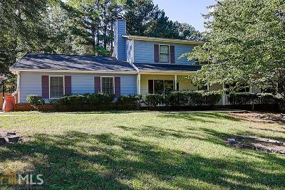 Tucker Single Family Home For Sale: 3479 Lady Margaret