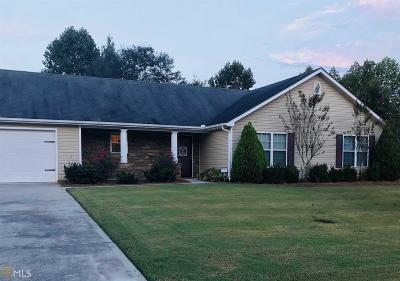 Winder Single Family Home New: 27 Pinkston Oaks