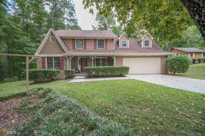 Fayetteville GA Single Family Home New: $227,000
