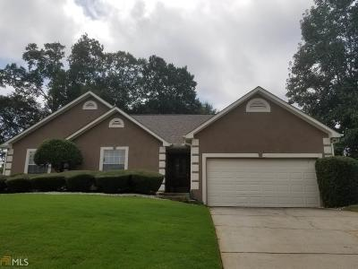 Fayetteville GA Single Family Home New: $175,000