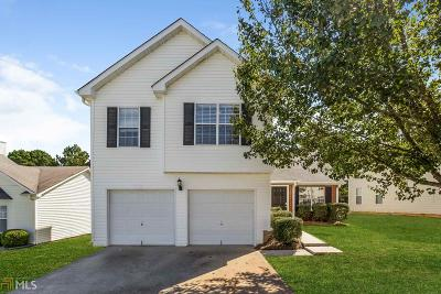Ellenwood Single Family Home Under Contract: 4288 Ward Bluff Dr