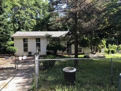 College Park Single Family Home New: 3885 Feldwood Pl