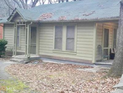 Fulton County Single Family Home New: 994 Ada Ave