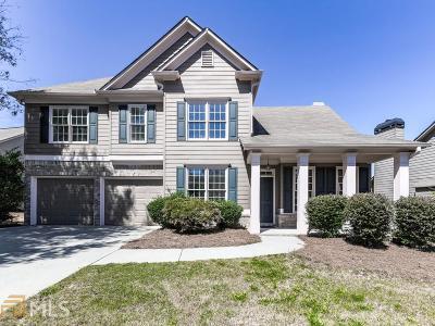 Canton Single Family Home Under Contract: 211 Elmbrook Ln