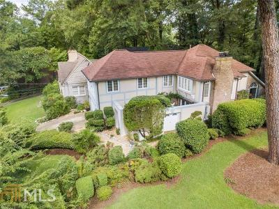 Piedmont Heights Single Family Home For Sale: 550 Montgomery Ferry Rd