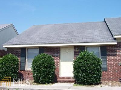 Statesboro Condo/Townhouse New: 230 Lanier Dr #243