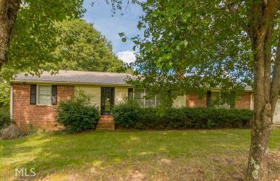 Dacula Single Family Home New: 2868 Bold Springs