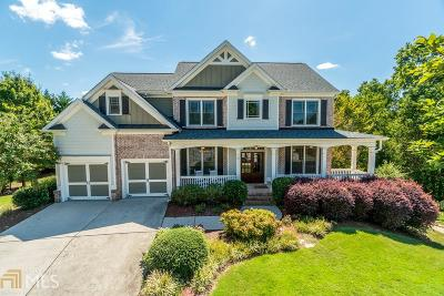 Flowery Branch Single Family Home For Sale: 7654 Tenspeed