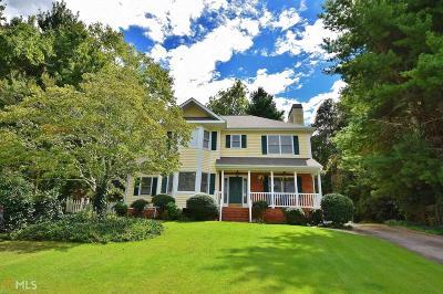 Gainesville  Single Family Home New: 587 Long Oak Dr