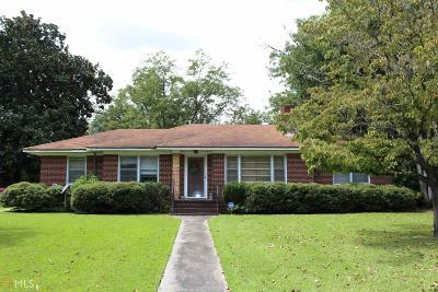 Statesboro Single Family Home For Sale: 318 Clairborne Ave