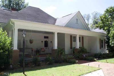 Newton County Single Family Home For Sale: 2118 NE Floyd St